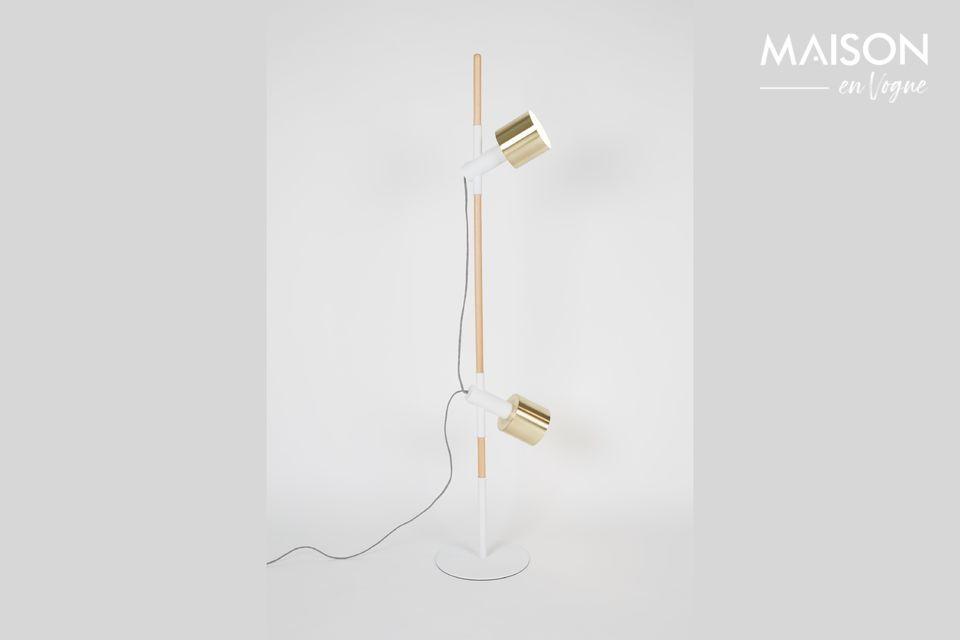 Lámpara de piso Ivy - 8