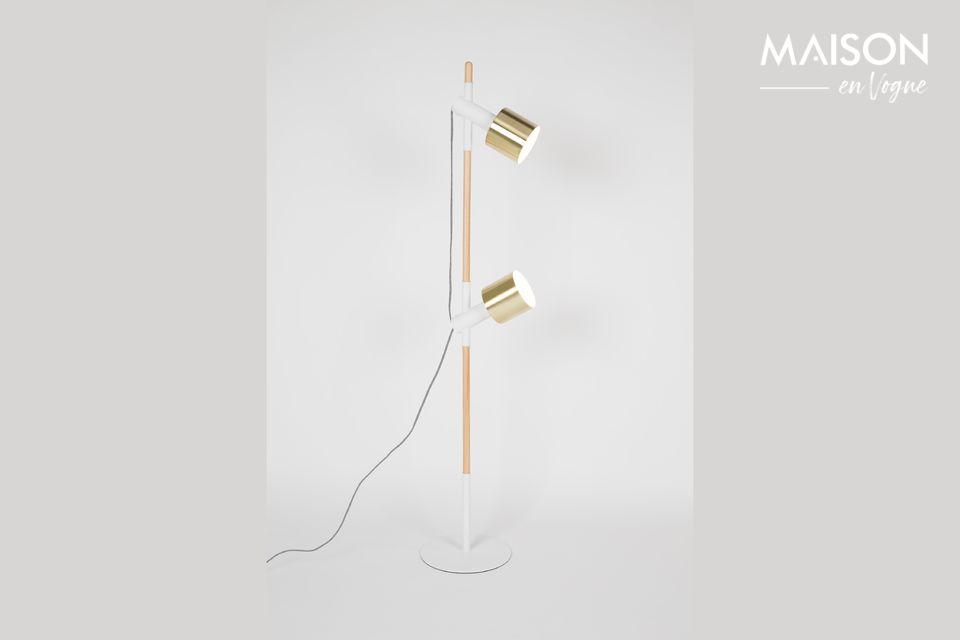 Lámpara de piso Ivy - 11