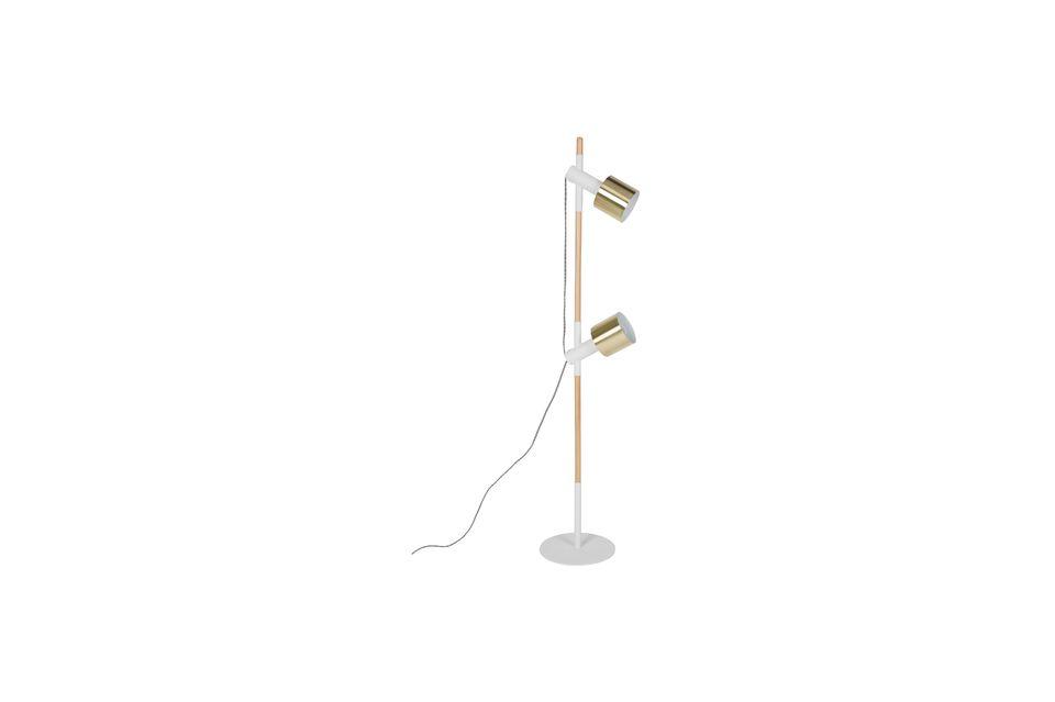 Lámpara de piso Ivy - 12