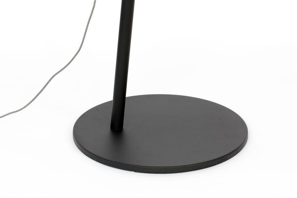 Lámpara de piso Tokio negro - 5