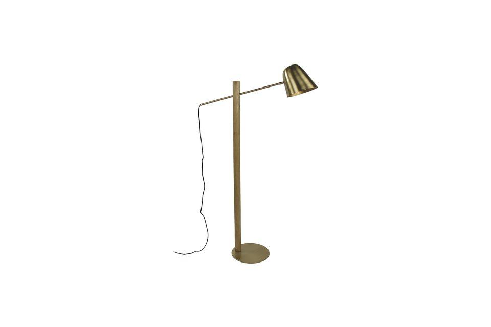 Lámpara del suelo Saturno Pomax