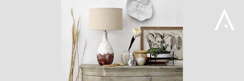 Lámparas de mesa Bloomingville