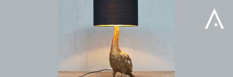 Lámparas de mesa Chehoma