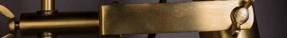 Descriptivo Materiales  Luz de la pared Karish