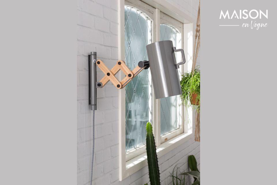 Una lámpara original, flexible y con estilo