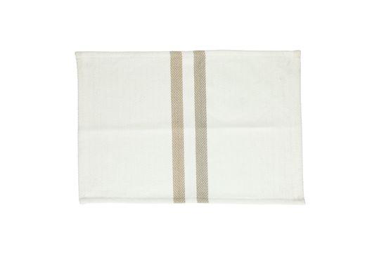 Manteles de algodón Tizia Clipped