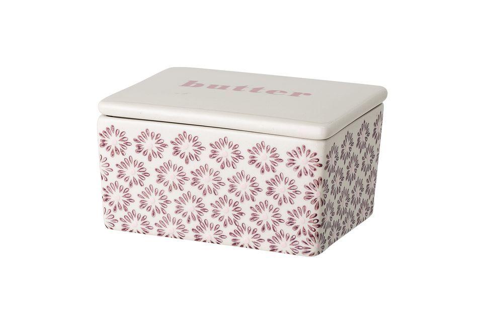 Esta caja de mantequilla le dará un toque elegante a su mesa