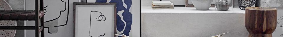 Descriptivo Materiales  Marco Bourdic de madera de pino