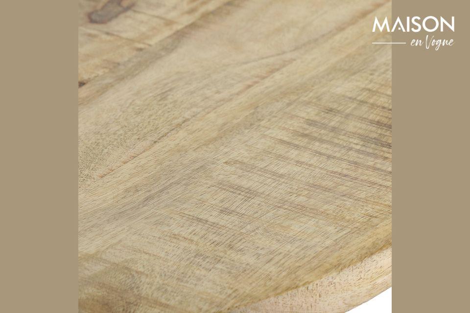 Una mesa alta práctica y fácil de usar