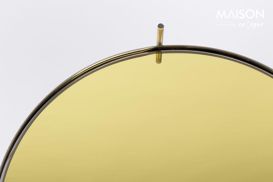 Este elegante producto llama la atención y realza el interior con su diseño simple