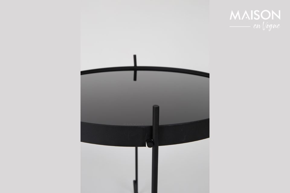Mesa auxiliar Cupido negro - 4
