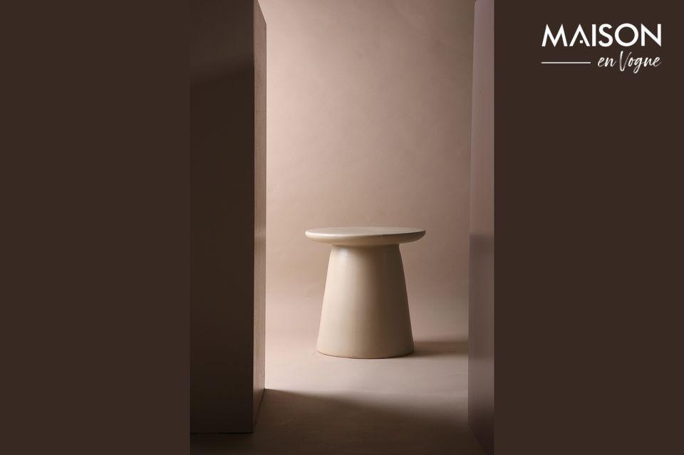 Mesa auxiliar de cerámica Meysse HK Living