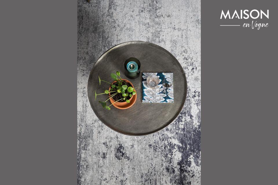 Una mesa ocasional inspirada en las mesas de té marroquíes