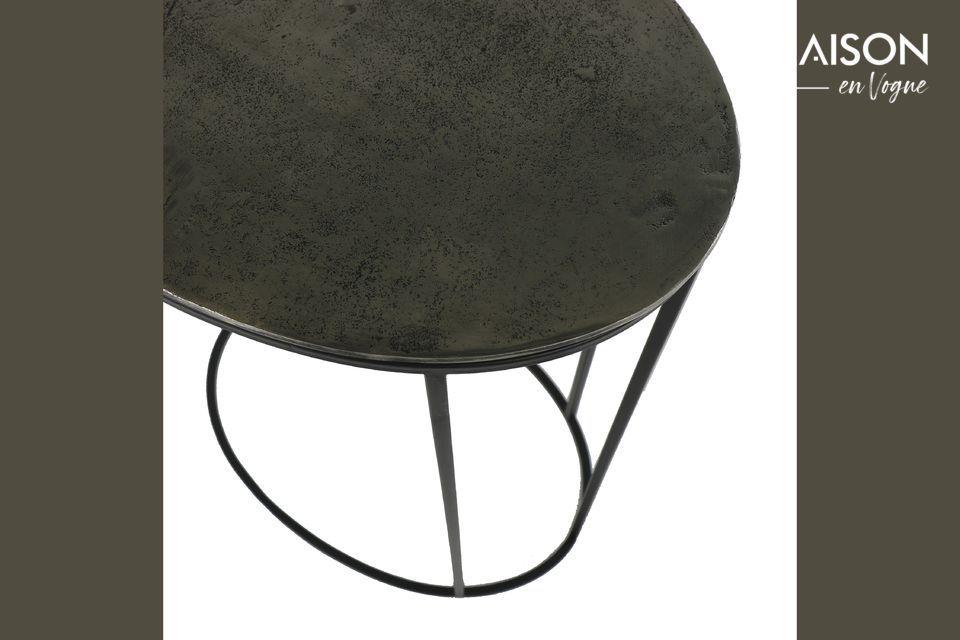Una mesa escultural