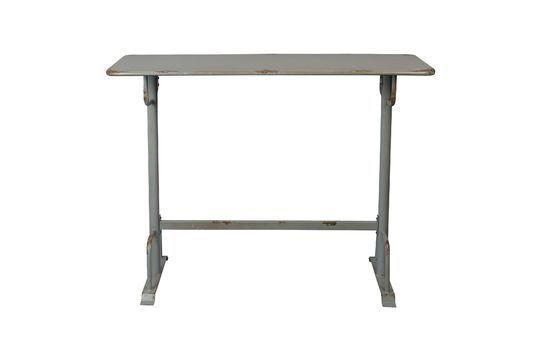Mesa de bar Declan gris Clipped