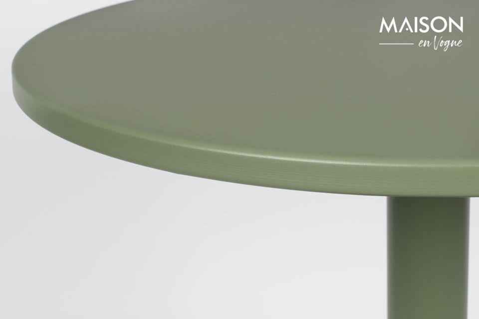 Mesa de Bistro Verde Metsu - 3
