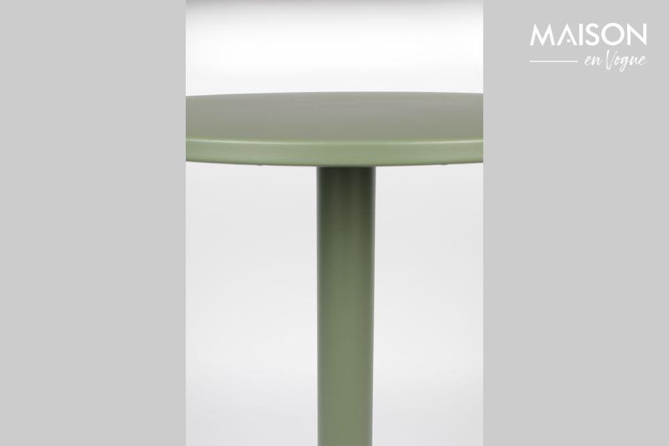 Mesa de Bistro Verde Metsu - 4