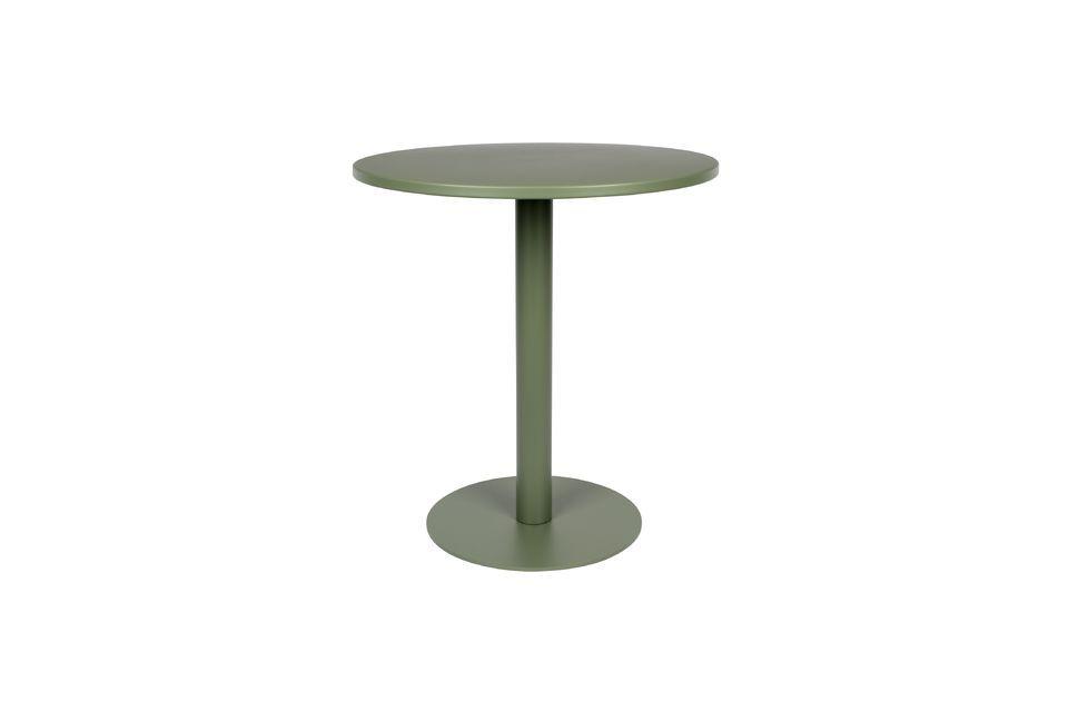Mesa de Bistro Verde Metsu - 5