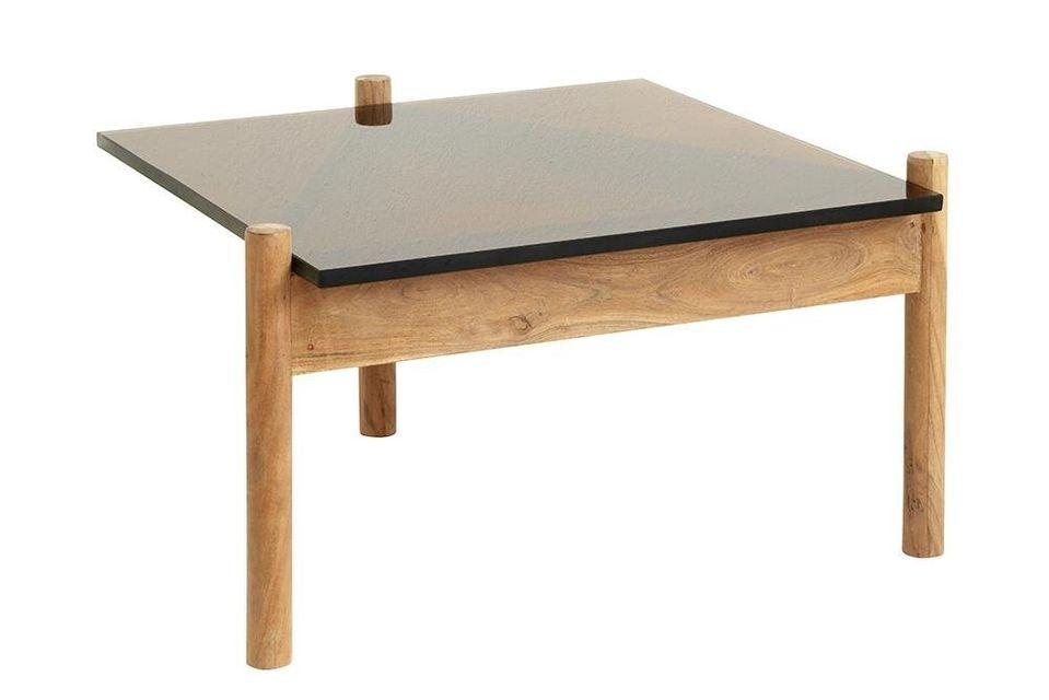 La mesa de café Ambre