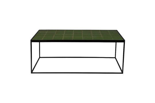 Mesa de centro Glazed verde