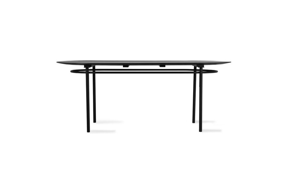 Para su comedor, HK Living le propone descubrir su modelo de espaciosa mesa de comedor Cambia
