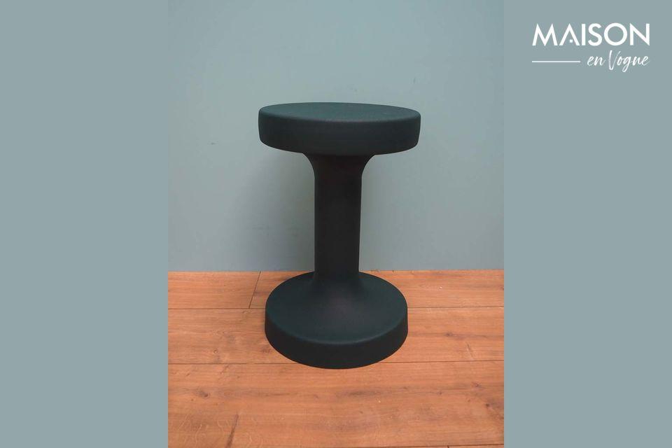 Mesa de metal verde Forms Chehoma