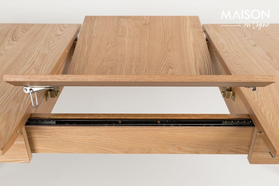 También es un producto muy práctico, ya que es modular en su centro