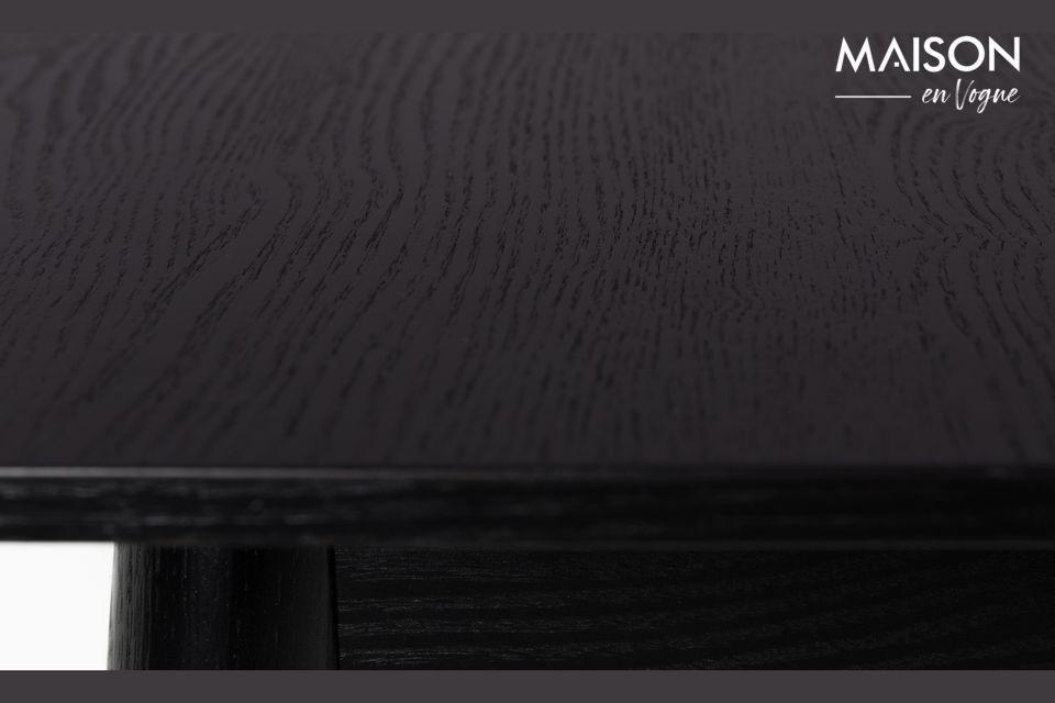 Mesa Glimps 120 162X80 Negro - 10