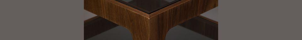 Descriptivo Materiales  Mesa lateral Glavo