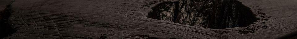 Descriptivo Materiales  Mesa lateral Kraton