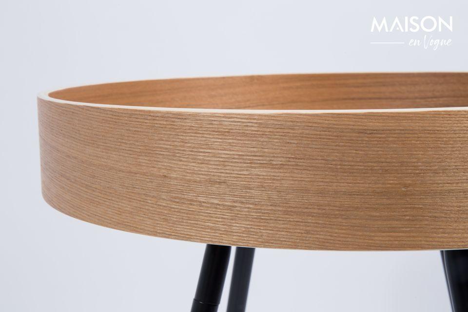 Mesa lateral Oak Tray - 7