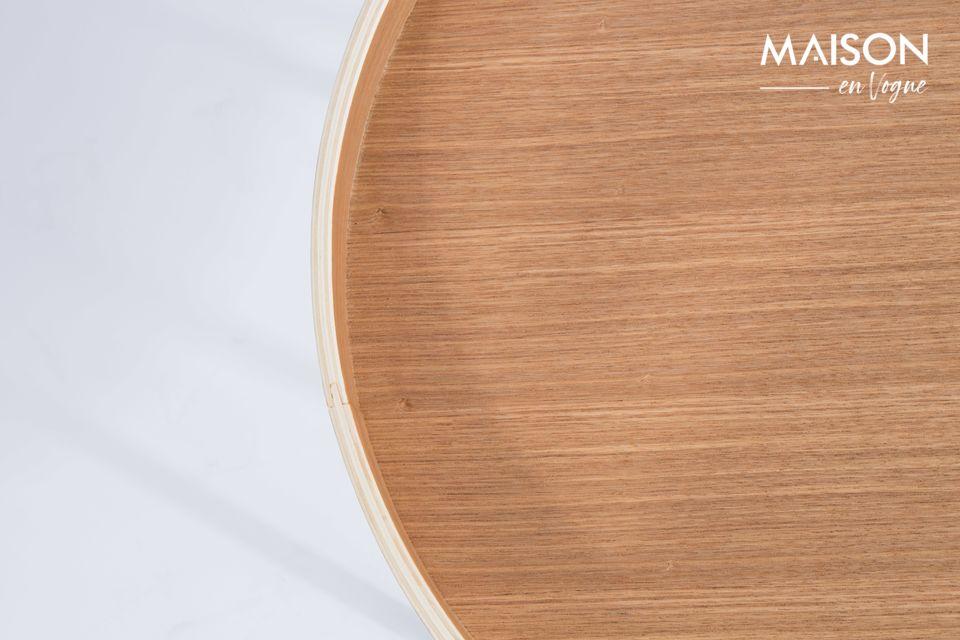 Mesa lateral Oak Tray - 9