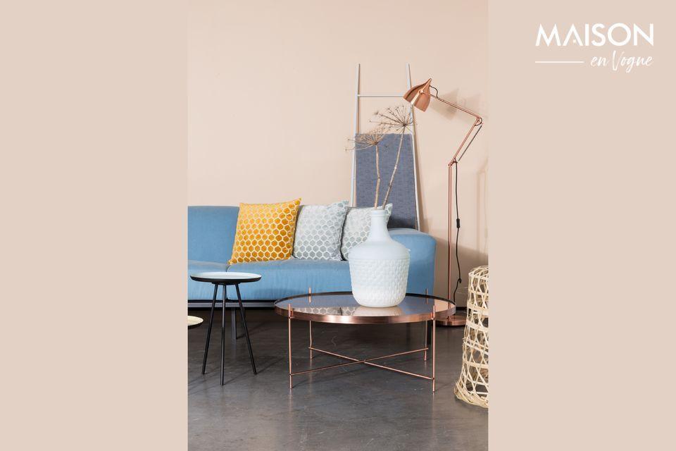 Una mesa de moda y original