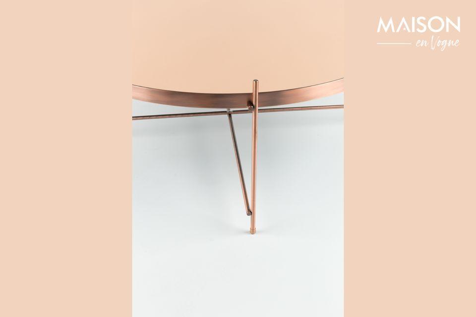 Apreciarán su moderno diseño y su tapa de cristal extraíble con efecto de espejo