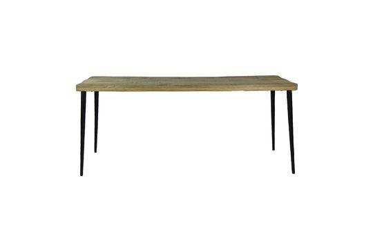 Mesa Legno en madera de mango L 180 x A 60 x H 77 cm