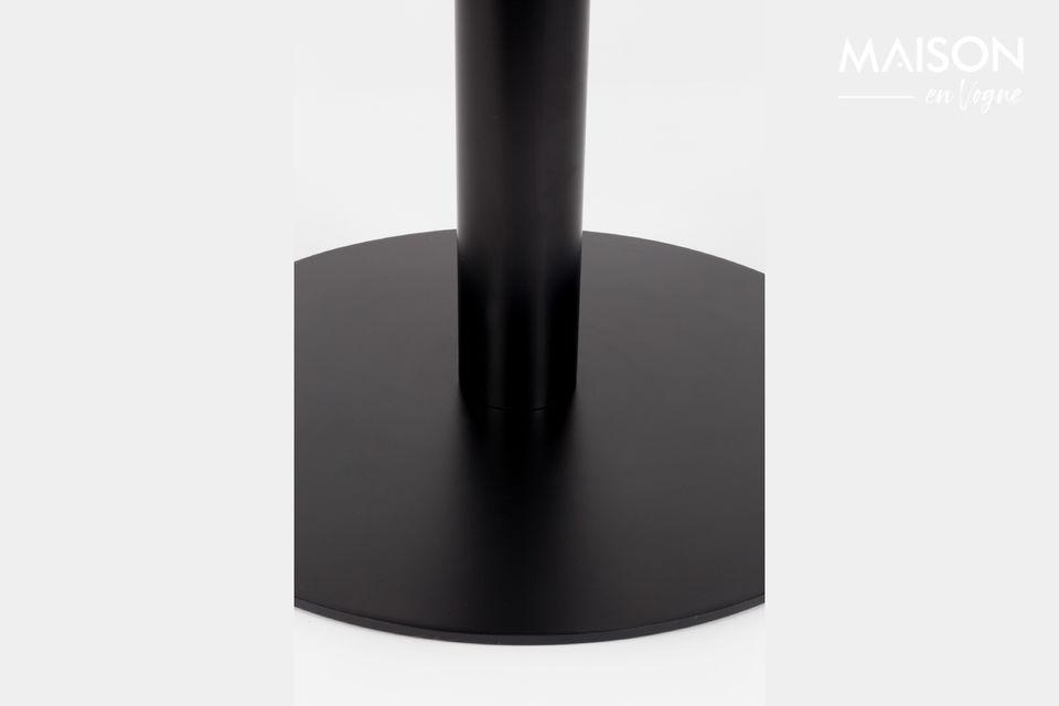 Mesa Marble King 90' negra - 7