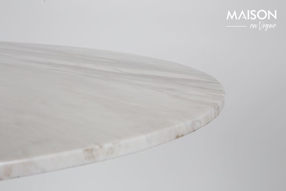 Mesa Marble King 90' negra - 8