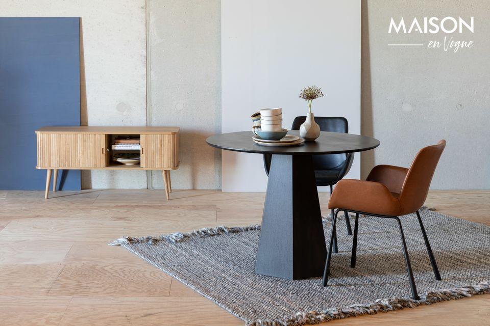 Una mesa original, elegante y con estilo