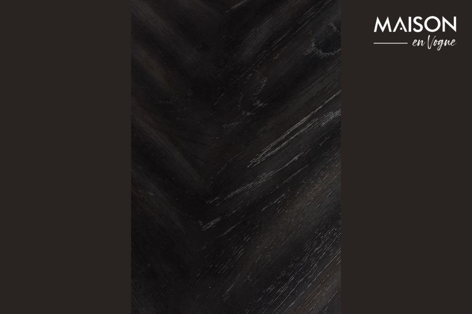Mesa Seth 180X90 Negro - 6