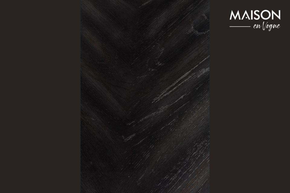 Mesa Seth 220X90 negro - 6