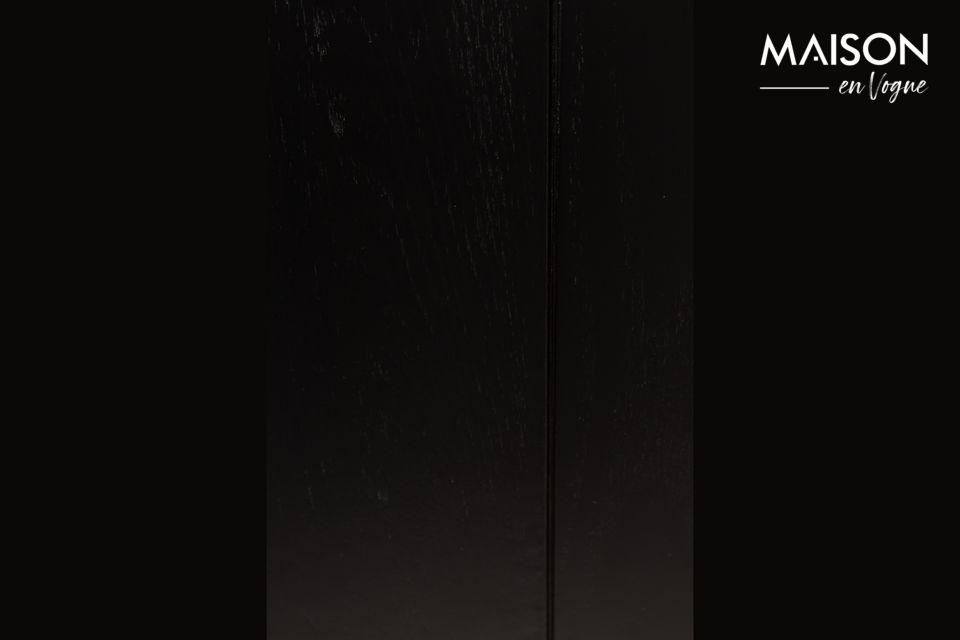 Mesa Storm 180X90 negro - 5