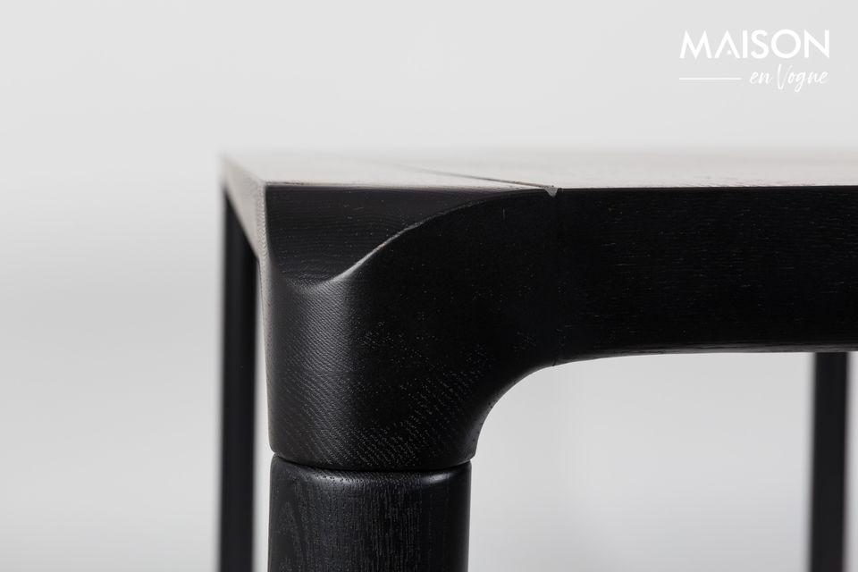 Mesa Storm 220X90 negro - 6