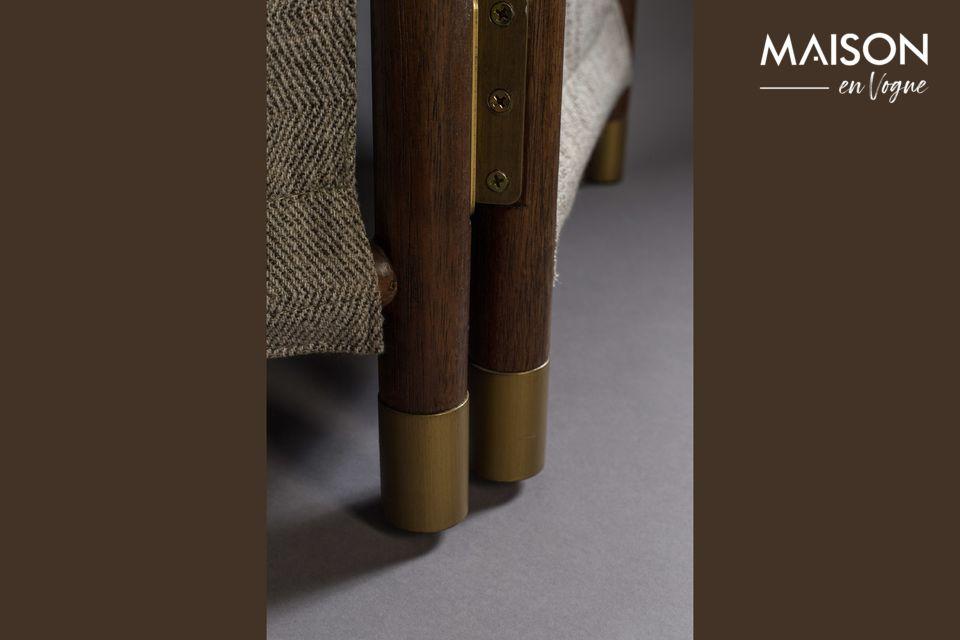 El biombo Riva de Dutchbone le ofrece un práctico y elegante divisor de espacio