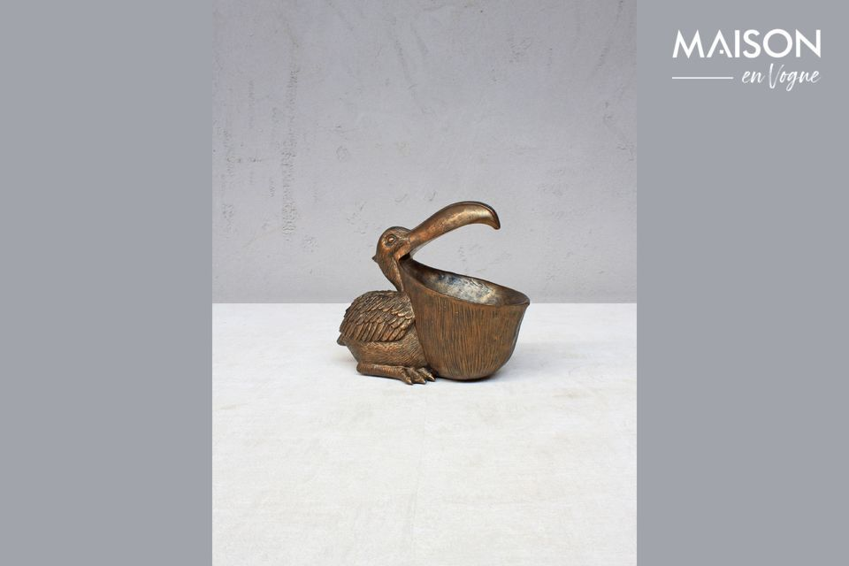 Pelícano de boca abierta Chehoma