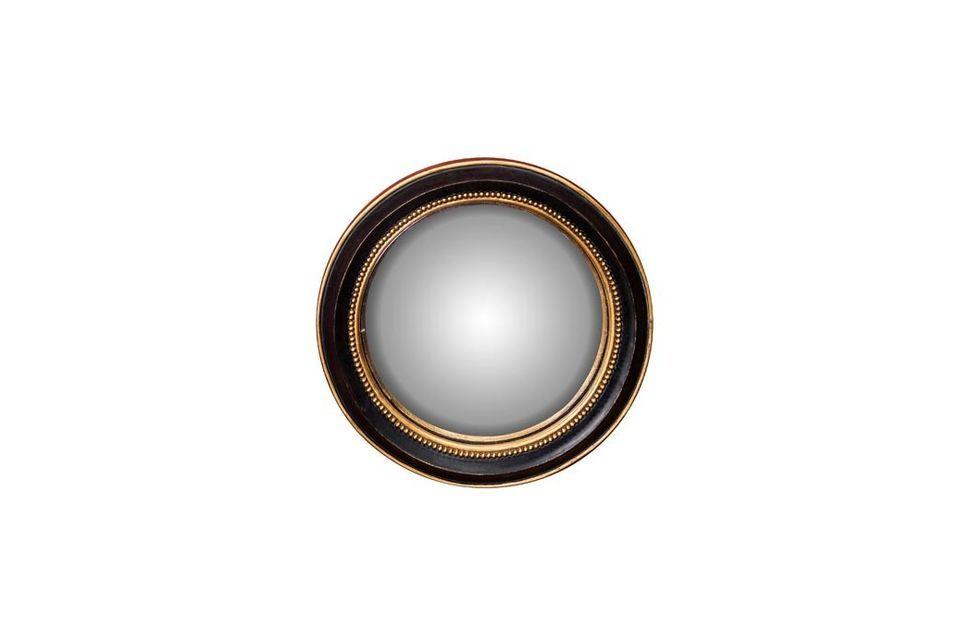 El espejo convexo Mirabeau de Chehoma le ofrece la oportunidad de optar por la sobriedad y la