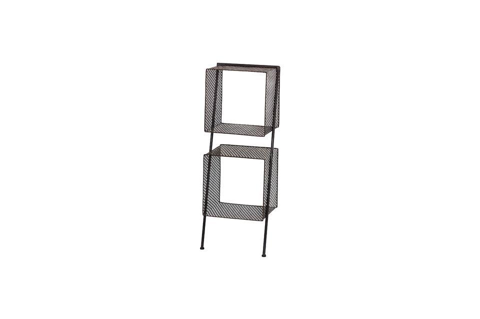 Un útil mueble que parece salido de un taller..