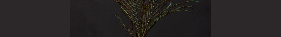 Descriptivo Materiales  Pequeño jarrón de cerámica verde Agujero