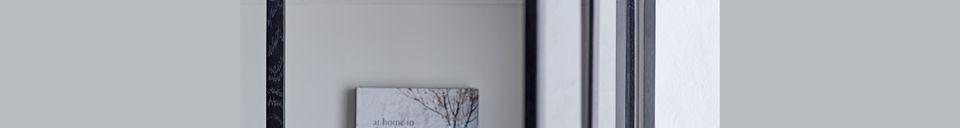 Descriptivo Materiales  Placa Aura en gres azul