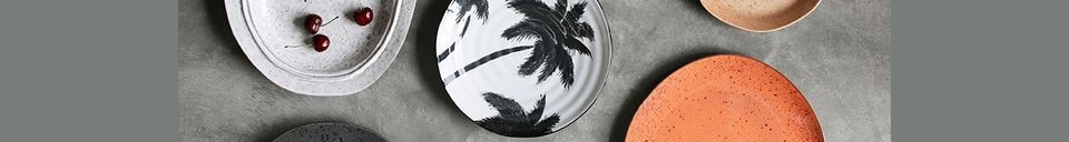 Descriptivo Materiales  Placa de porcelana Fréthun