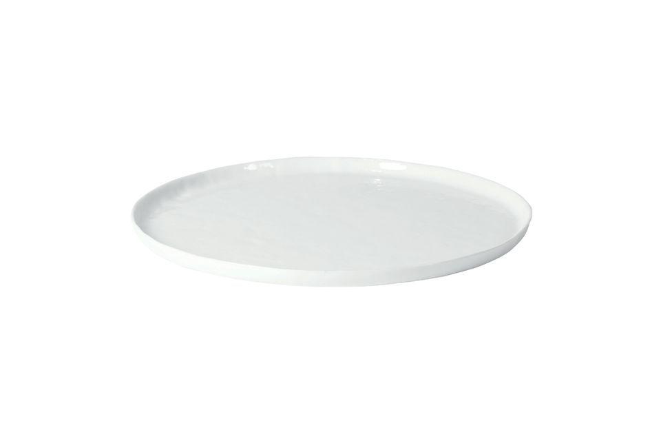 Plato Porcelino White Pomax